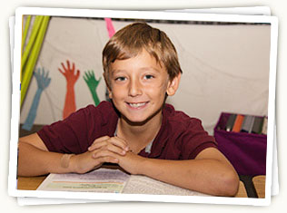 Our strategy is to encourage our students to become eager learners